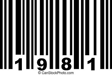 Barcode 1981