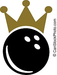 Bowling Ball Crown