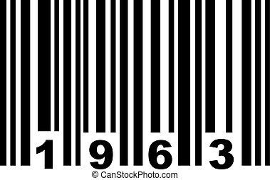 Barcode 1963