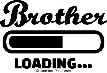 Brother loading