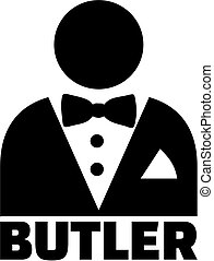 Butler pictogram
