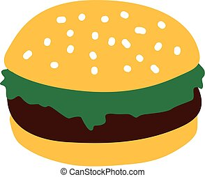 Burger Hamburger