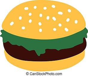 Burger Hamburger