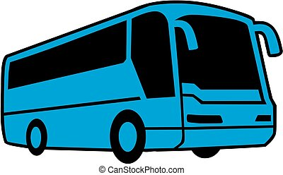 Coach bus Illustrations and Clip Art. 1,435 Coach bus royalty free ...