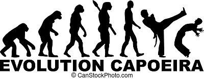 Evolution capoeira