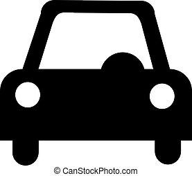 Weird car icon