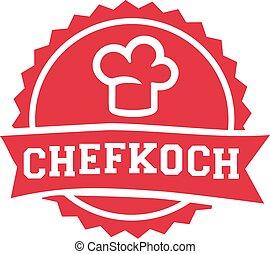 Head Chef German Button