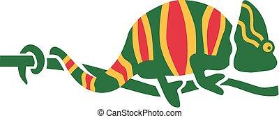 Colorfull Chameleon