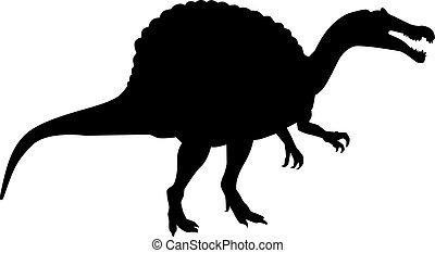 Dinosaurio,  spinosaurus