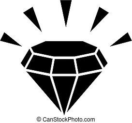 Diamond bling