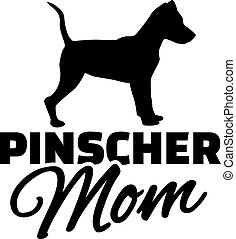 Pinscher Mom