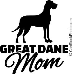 Great dane Mom
