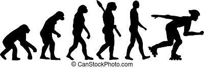 Roller Skating Evolution
