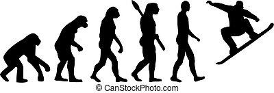 Evolution snowboard