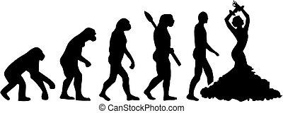 Flamenco Evolution