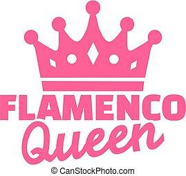 Flamenco queen