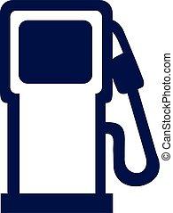 ディスペンサー, ガソリン