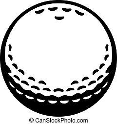 Real Golf Ball