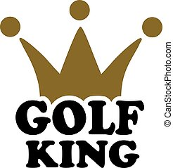 Golf King Crown