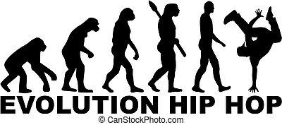 Evolution hip hop