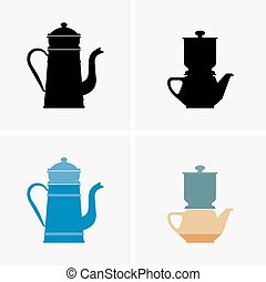 French Coffee Pots