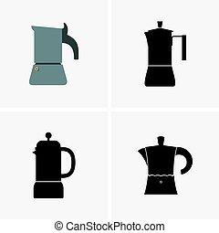 Geyser coffee machines