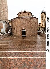 Rotonda di San Lorenzo in Mantua. Italy