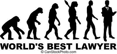 Lawyer Evolution
