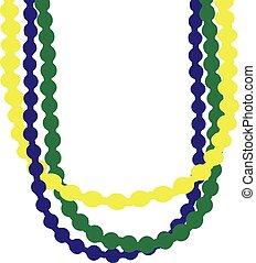 Mardi Gras Chain