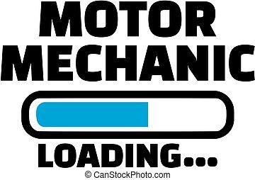 Motor mechanic Loading