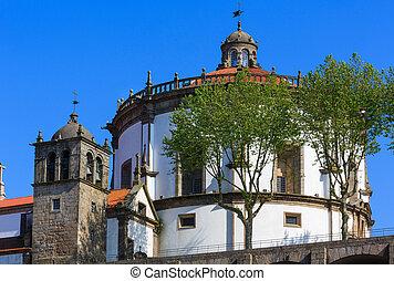 Serra do Pilar Monastery, Portugal. - Serra do Pilar...