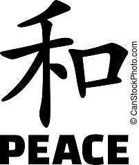 Peace sign chinese