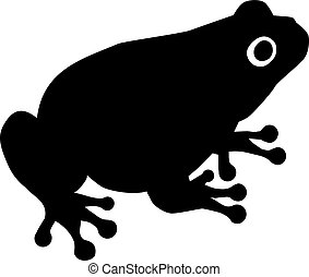 Toad Silhouette
