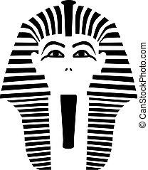 Pharao - golden mask