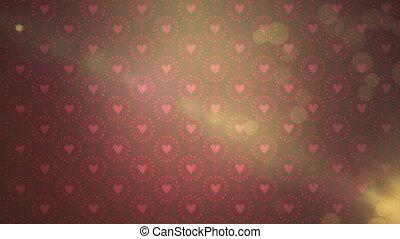 Valentines Day Background 12 - Valentine's day love theme...
