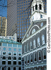Boston center architecture