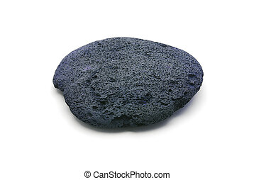 river rock isolated