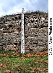 Stratigraphy - The layers at Karanovo that are employed as a...