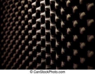 foam rubber acoustic material - acoustic materials, texture...