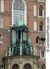 Church of Our Lady Assumed into Heaven in Krakow Poland -...