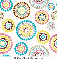 Abstract seamless background pattern. Vector illustration....