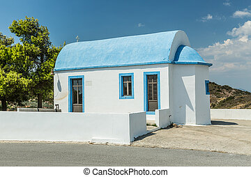Prophet Elias Church, Greece - Old Prophet Elias Church,...