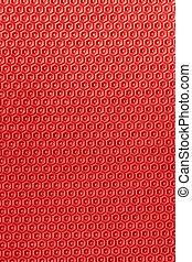 Red Eva foam texture
