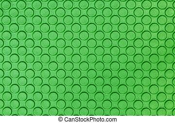 Green Eva foam texture