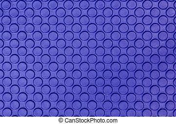 Blue Eva foam texture