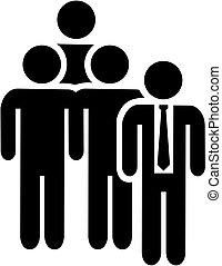 Team Leader pictogram
