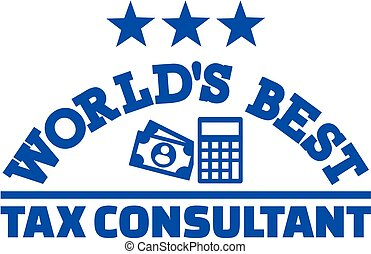 World's best tax consultant