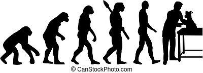 Veterinarian evolution