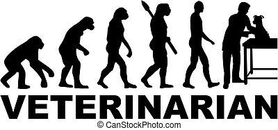 Evolution veterinarian