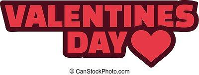 Red Valentines Day